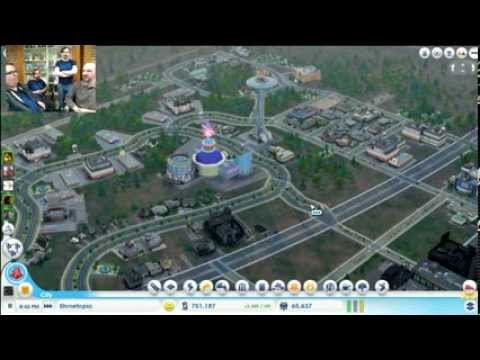 SimCity: Let s Play -- Telephone City Gameplay Twitch