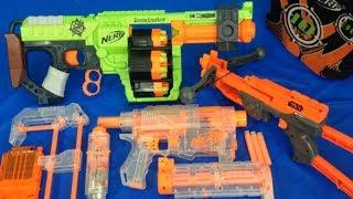 Toy Guns Nerf Guns Box of Toys Toy Weapons Doominator