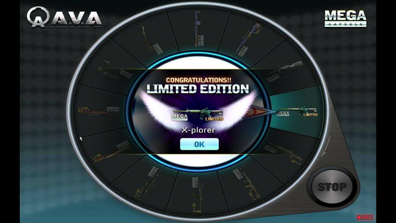 Ava Mega Capsule Win