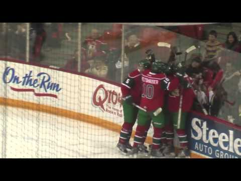QMJHL: Nathan MacKinnon's Night: Halifax Mooseheads Centre Scores 5 Against Strong Quebec Remparts Team (video)