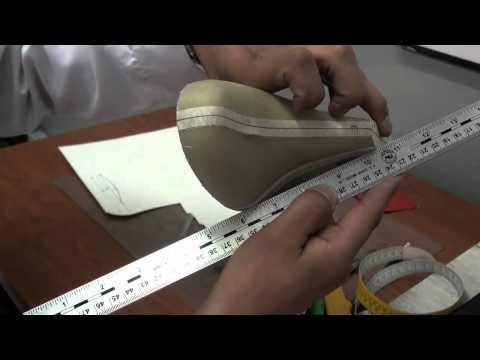 Tutorial No. 10b - Obtención de galgas - Como digitalizar una horma en Rhinoceros - JUCATEVE