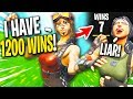Exposing Peoples Stats in Random Duos (Did they lie?)