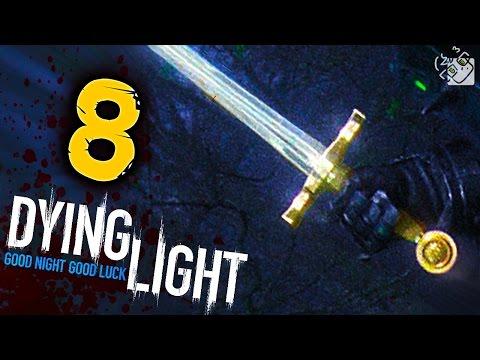НАШЛИ ЭКСКАЛИБУР! - Dying Light #8