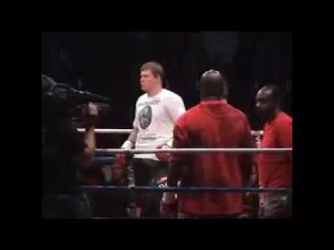 Шоу профессионального бокса в Чехове, 16 октября 2010 г.