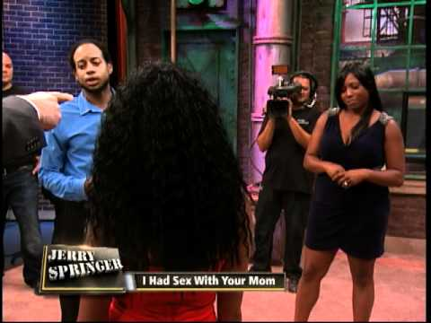 I Had Sex With Your Mom (the Jerry Springer Show) video
