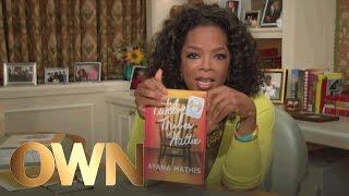 Oprah Announces Her Second Pick for Oprah's Book Club 2.0! | Oprah's Book Club | OWN
