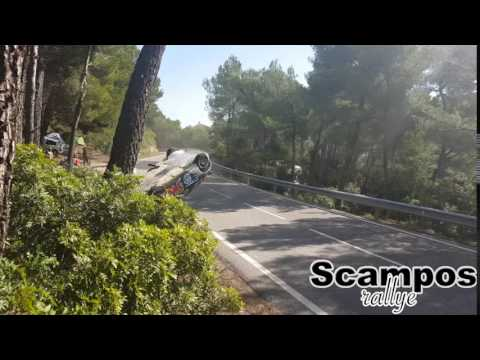 WRC Rally RACC Catalunya 2016 - CRASH MIKKELSEN-