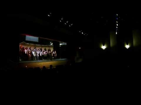[Prayer for Peace] Prayer Of The Children / Lux Aerterna  - Cartersville High School Varsity Singers