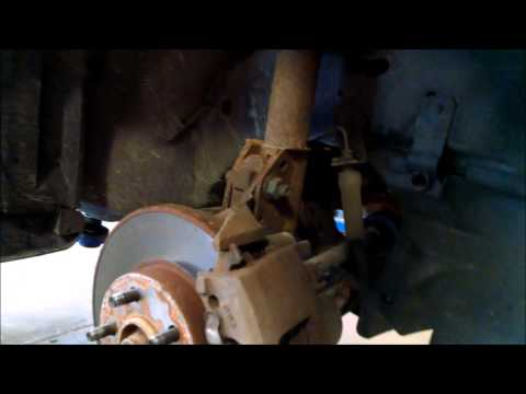 2000 Cavalier Clutch Replacement (Third Generation): Subframe and Drive Shaft removal