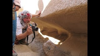 Aswan Granite Quarry In Egypt: Obvious Example Of Ancient Advanced Machining Technology