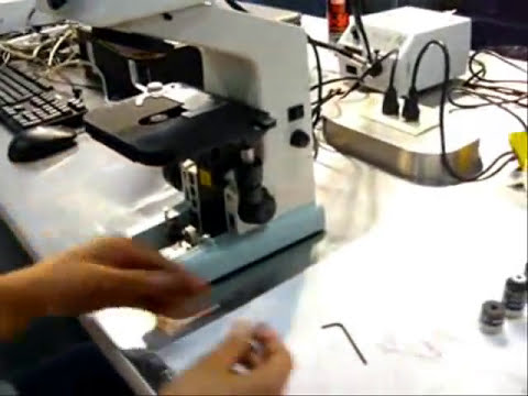 Mantenimiento Microscopios