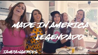 Cimorelli - Made In America (Legendado/Traduzido)