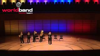 Canadian Brass - Penny Lane by Beatles - KKL Luzern