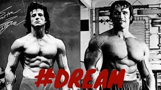 BODYBUILDING MOTIVATION - DREAMS COST NOTHING