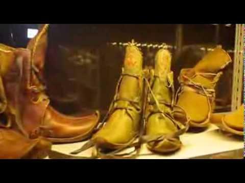 Рената Литвинова: японские и индийские туфли, русская обувь