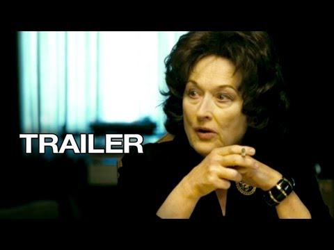 August Osage County Official Trailer #1 (2013) - Meryl Streep Movie
