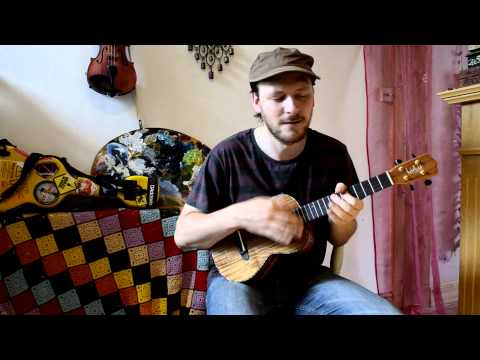 Led Zeppelin Immigrant song for solo ukulele Lulu T3A