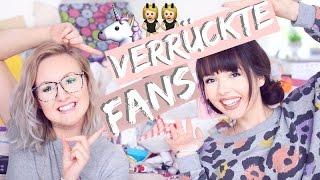 VERRÜCKTE FANGESCHENKE!! Fanpost UNBOXING 🎁 | ViktoriaSarina