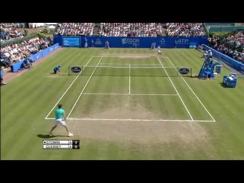 Denis Istomin Captures First Title - Nottingham 2015