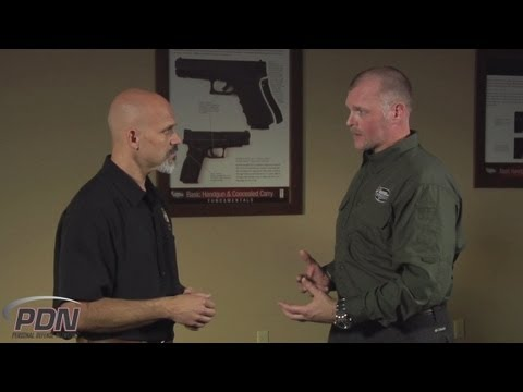 Personal Defense Tips: Firearms Training - Storing Defensive Firearms in the Home