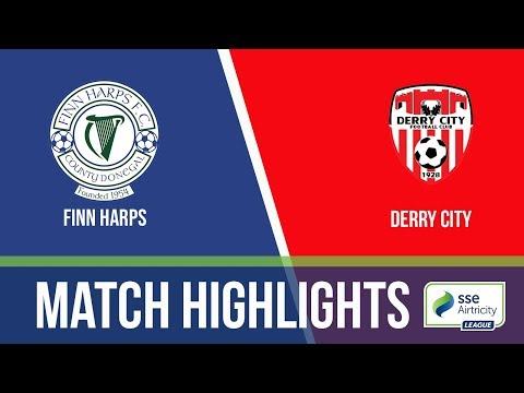 GW27: Finn Harps 1-0 Derry City