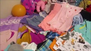 KIDS SPRING/SUMMER CLOTHING HAUL! | THE CHILDREN'S PLACE & CARTERS
