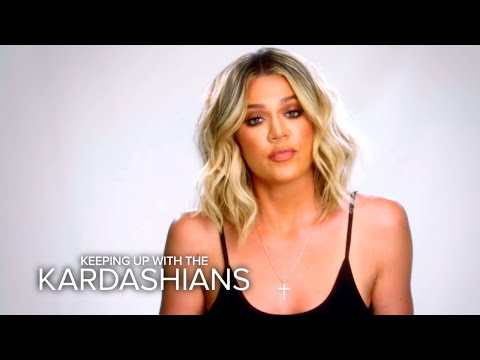 KUWTK | Khloe Kardashian Is Furious at Rob's Behavior | E!