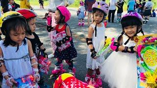Patin tre em - Q8 - Ngày hội Patin 2018