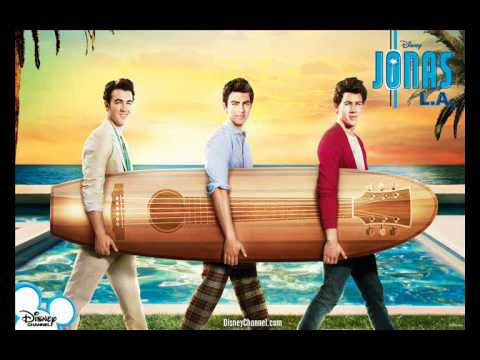 Jonas Brothers - La Baby Where Dreams Are Made Of