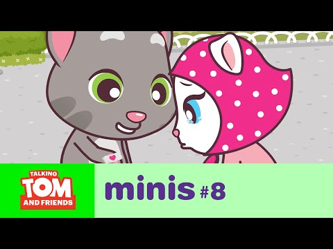 Talking Tom and Friends Minis - Fortune Cookies (Episode 8)