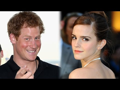 Emma Watson Dating Prince Harry?