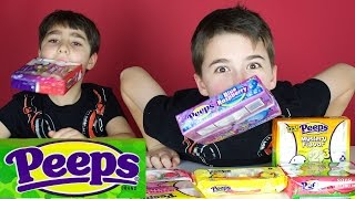 Peeps Challenge with JeffMara