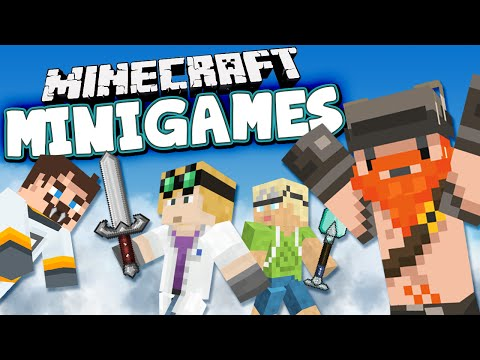 Minecraft PS4 Minigames - Part 4 - A Little Bit Of Wee Came Out