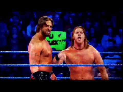 WWE - Mediaplayer _ Vance Archer & Curt Hawkins 1st Entrance Video.flv