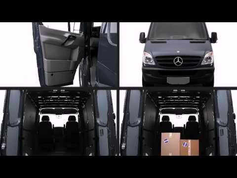 2012 Mercedes Benz  Sprinter Video