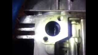 "Conversione motore 4T a 2T ""Modifica Eccentrico"" / Convert 4 stroke to steam engine ""Camshaft Mod"""