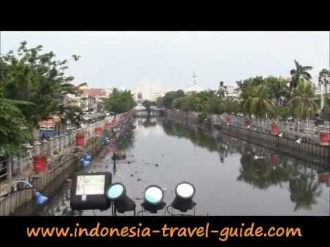 Jakarta Travel Guide -  Kota Intan Bridge -  Indonesia Travel Guide