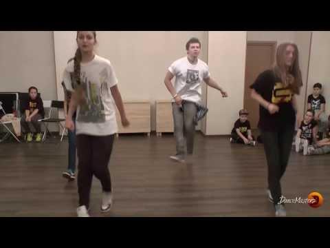 Хип-хоп связка от Ильи Федорова (DanceMasters) c Choreo of your soul 16-02-2014