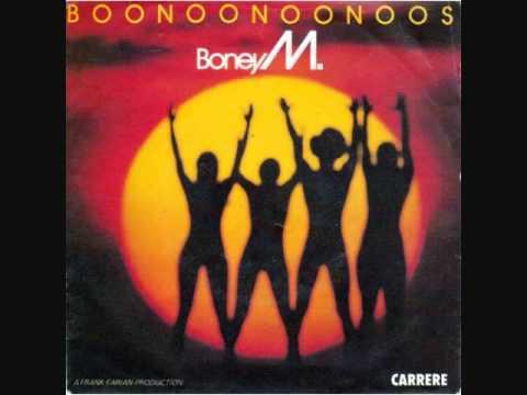 Boney M - Ride To Agadir