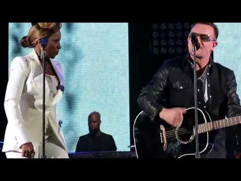Robin Hood 2013 - Mary J. Blige ft. Bono - One!