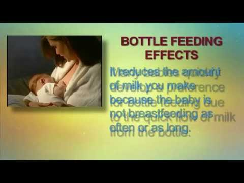 The Importance of Breast Feeding Your New Born