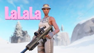 THE BEST ''LALALA'' Fortnite Montage EVER! (bbno$ & y2k)