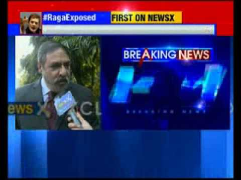 Anand Sharma speaks to NewsX