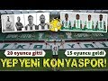Konyaspor 20172018 Transferleri