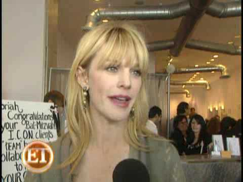 Kathryn Morris Lends Support To Locks Of Love