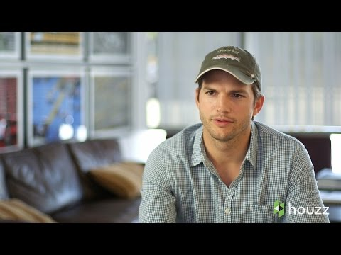 My Houzz: Ashton Kutcher's Surprise Renovation for His Mom