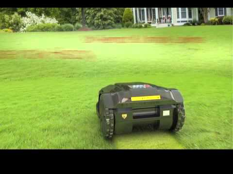 Milagrow Lawn Mowing Robot – RoboNicklaus 2.0