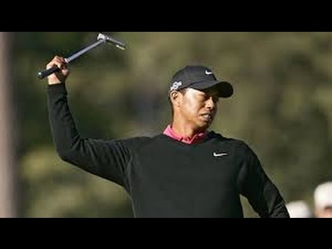 Tiger Woods Cussing Compilation