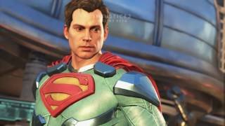 INJUSTICE 2: Superman vs Supergirl