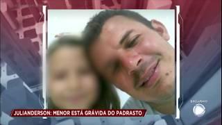 Grávida de 8 meses do padrasto, adolescente de 13 anos relata período em que foi sequestrada por ele